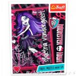TREFL Puzzle mini Spectra Vondergeist Monster High (54 pcs) - 19335