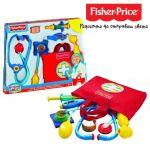 Fisher Price Комплект с лекарски инструменти, Medical kit - L6556