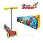 Детска Тротинетка - Скутер с 3 гуми Мини Маус, Minnie Mouse Scooter - MR875045