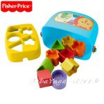 Fisher Price Играчка Формички за сортиране, Baby's First Blocks, FFC84