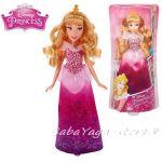 КУКЛА Аврора от серията Дисни Принцеси, Disney Princess Royal Shimmer Doll Aurora, B5290
