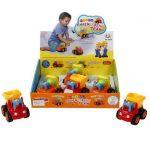 Детска количка Baby, строителни машини, 2901.326B