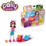 Polly Pocket Color change,Mattel, X9048