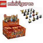 LEGO Минифигури Серия15, случайна фигурка, minifigures, 71011
