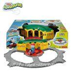 Thomas and Friends Игрален комплект Deluxe Tidmouth Sheds от серията Adventures, FBC74