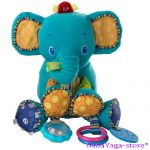 Bright Starts Plush baby toys BUNCH-O-FUN, 8814