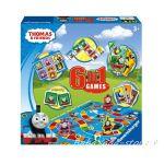 Занимателна игра Thomas & Friends, 6 игри в 1 от Ravensburger, 21290