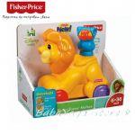 Fisher Price Играчка музикална ЦАР ЛЪВ от серията Disney Baby, X6171