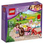 ЛЕГО ФРЕНДС Колелото за сладолед на Оливия, LEGO Friends Olivia's Ice Cream Bike, 41030