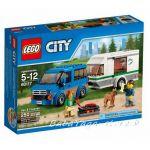 LEGO City Ван и каравана Van & Caravan - 60117