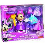 Figure Minnie Mouse Princess Bowtique, Fisher-Price, V4137