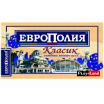 Play Land Занимателна игра за деца, Европолия Класик малка, A-173