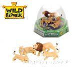 Lion Eco Dome Familly, Wild Republic, 89317