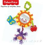 Fisher Price Rainforest Take-Along Musical Mirror, N2542