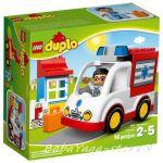 LEGO DUPLO Ambulance, 10527
