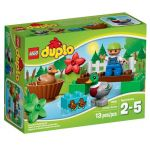 LEGO DUPLO Дивите патета Forest animals Ducks, 10581