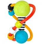 Bright Starts Rattle toys Whirly Giggle Rattle, 8931