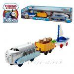 Fisher Price Thomas & Friends Motorized Hugo & Skruff Engine TrackMaster™ DVF84