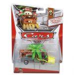 Количка Francesco Fan Mater, Disney Pixar Cars Chase Deluxe от Mattel, Y0541
