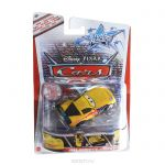 CARS Disney Pixar Stunt Racer, Jeff Gorvette Mattel, Y1303