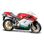 Maisto Motorcycle Ducati 1098 s, 1:18 scale, 34007