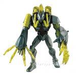 Mattel Max Steel Spider Claw Toxzon Action Figure, Y9507-Y9510