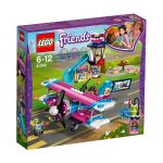 ЛЕГО ФРЕНДС Полет над Хартлейк, LEGO Friends Heartlake city tour, 41343
