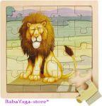 Wild Republic Jigsaw Puzzle Lion (20pcs), 66812