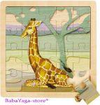 Wild Republic Jigsaw Puzzle Giraffe (20pcs), 66881