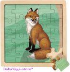 Wild Republic Jigsaw Puzzle Fox (20pcs), 82827