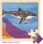 Wild Republic Jigsaw Puzzle Shark (20pcs), 82774