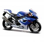 Maisto Bike SUZUKI GSX-R, Fresh Metal 1:18, 31300