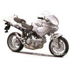Maisto Bike DUCATI 1000DS, Fresh Metal 1:18, 31300