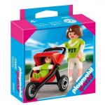 Playmobil Special: Mum with Jogger Stroller, 4697