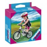 Playmobil Special: Woman With Mountain bike, 4743