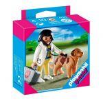 Playmobil Special: Фигурка Ветеринар с куче Vet with dog, 4750