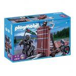 Playmobil Knights Falcon Knight's Battering Ram, 4869