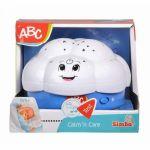 Simba Бебешка музикална лампа от серията ABC Baby, Night light with Music box, 104010190