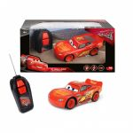 Dickie CARS Маккуин Светкавицата КОЛА с радиоуправление, RC Cars 3 Lightning McQueen Single Drive, 203081000