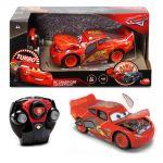 Dickie CARS Маккуин Светкавицата КОЛА с радиоуправление, RC Cars 3 McQueen Crazy Crash, 203084018