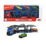 Dickie Автовоз с 3 колички, Car Transporter, 28см., 203745008