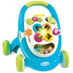 Smoby Бебешка проходилка музикална от серията Cotoons, Walk & Play, 7600110428