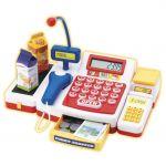 Simba Каса на супермаркет със сканиращо устроиство, Supermarket Cashier Scanner Playset104525700