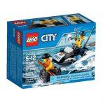 LEGO CITY Бягство на автомобилна гума Tire Escape, 60126