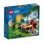 LEGO CITY Горски пожар, Forest Fire, 60247