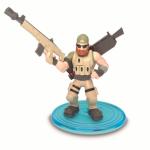 Fortnite Мини фигура SledgeHammer, Giochi Prezioci Колекция Battle Royale, FRT12100-031