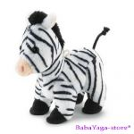 Trudi Stuffed Animal plush toy Zebra, Sweet Collection, 29438