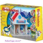 Строител с тухлички СУПЕРМАРКЕТ от Brickadoo - 20904
