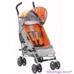 Детска количка JUNIORS Capri - оранж