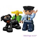 LEGO Конструктор DUPLO ПОЛИЦАЙ